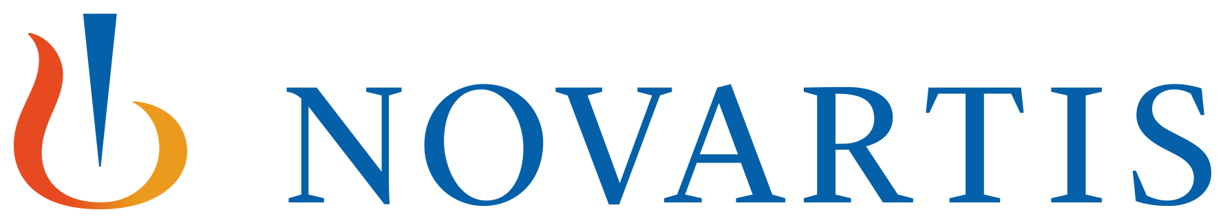 Novartiksen logo.